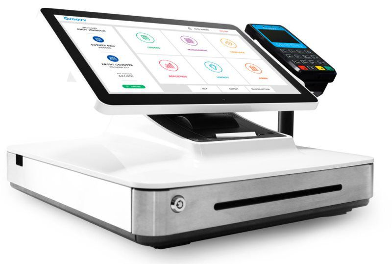 Integrated mobile point-of-sale system